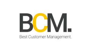 BCM. Best Customer Management. GmbH